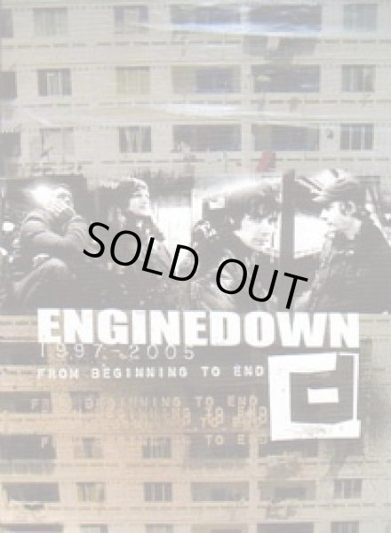 画像1: [DVD]Engine Down - From Beginning To End (1)