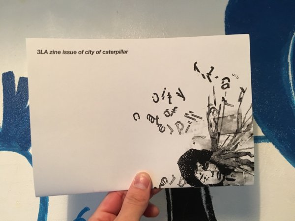 画像1: [BOOK]3LA zine issue of city of caterpillar (1)