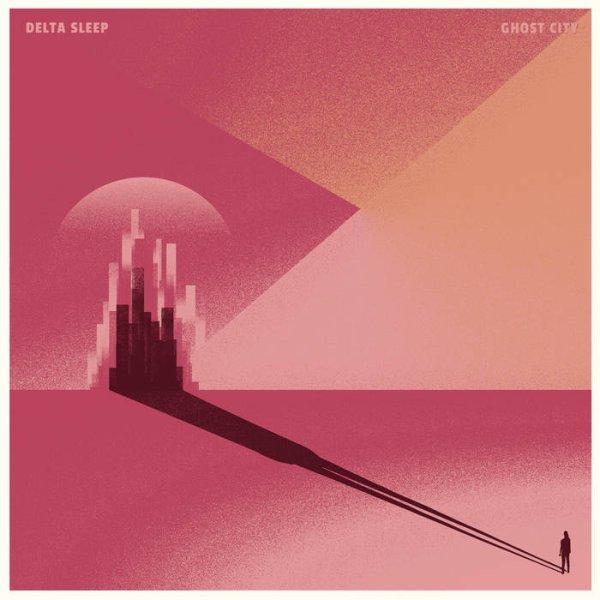 画像1: [CD]Delta Sleep - Ghost City (1)
