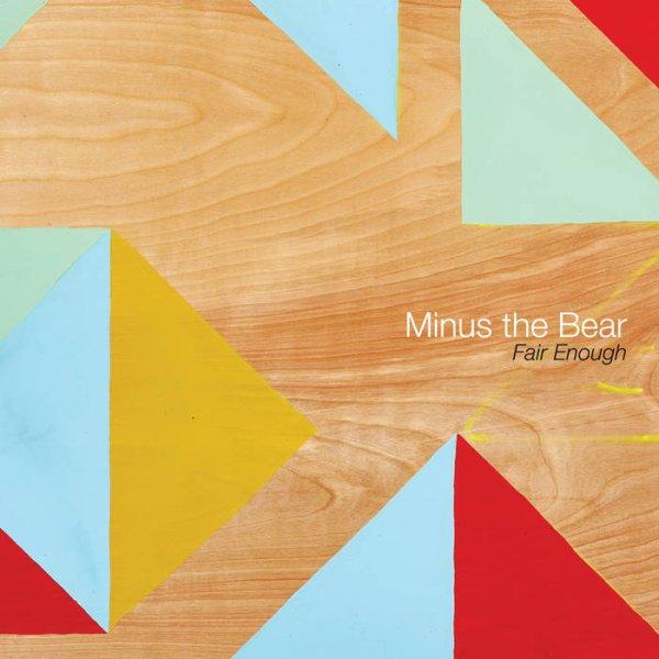 """画像1: [12""""]Minus The Bear - Fair Enough EP(+MP3) (1)"""