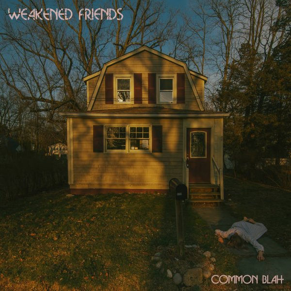 画像1: [CD]Weakened Friends - Common Blah (1)