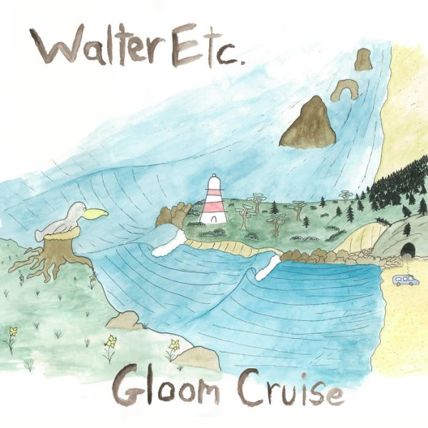 画像1: [CD]Walter Etc.- Gloom Cruise (1)