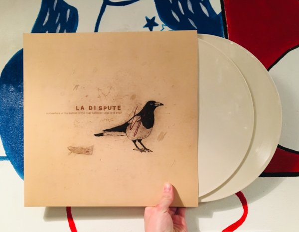 画像1: [2LP]La Dispute - Somewhere at the Bottom of the River Between Vega and Altair (10th Anniversary)(+DL code) (1)
