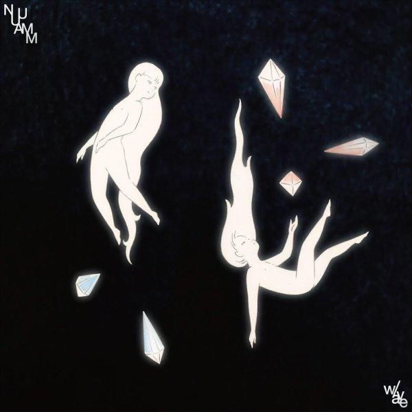 画像1: [CD]NUUAMM(青葉市子 / マヒトゥ・ザ・ピーポー) - w/ave (1)