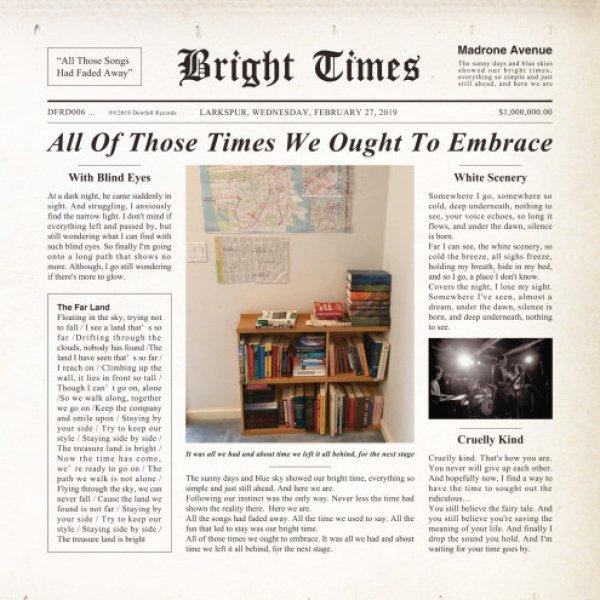 画像1: [CD]Madrone Avenue - Bright Times (1)