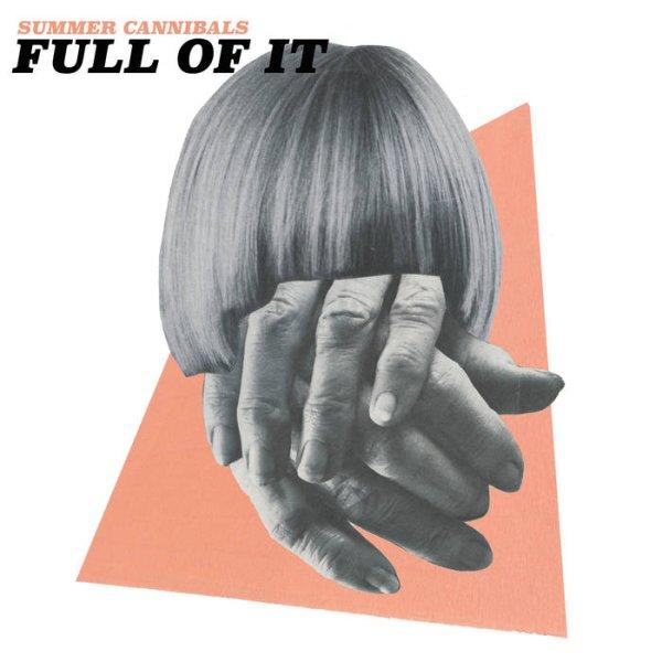 画像1: [CD]Summer Cannibals - Full Of It (1)