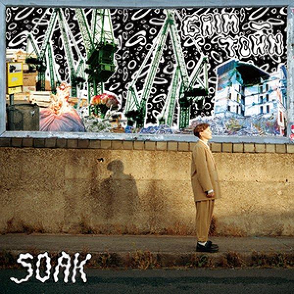 画像1: [CD]Soak - Grim Town (1)