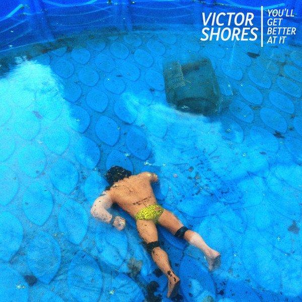 画像1: [7inch]Victor Shores - You'll Get Better At It(+DL code) (1)
