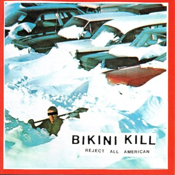 画像1: [LP]Bikini Kill - Reject All American(+DL code) (1)