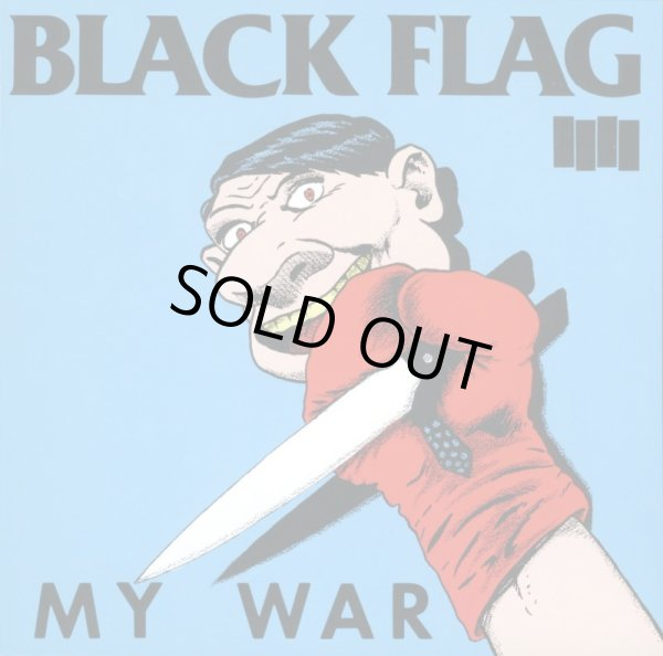 画像1: [LP]Black Flag - My War (1)