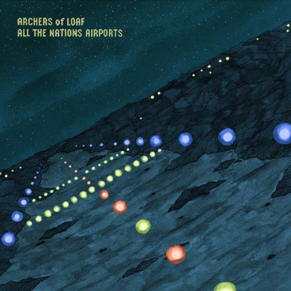 画像1: [LP] Archers of Loaf  - All the Nations Airports(Deluxe Remaster)(+DL code) (1)