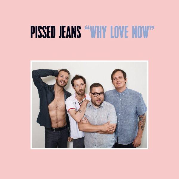 画像1: [CD]Pissed Jeans - Why Love Now (1)