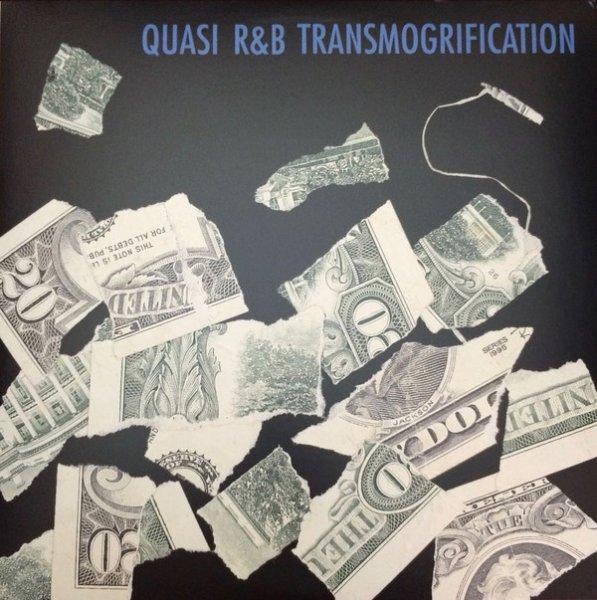 画像1: [LP]Quasi - R&B Transmogrification(+DL code) (1)