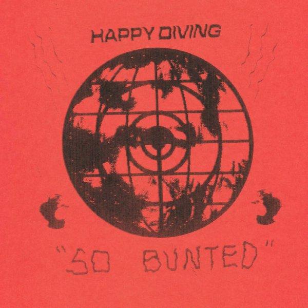 画像1: [7inch]Happy Diving – So Bunted(+DL code) (1)