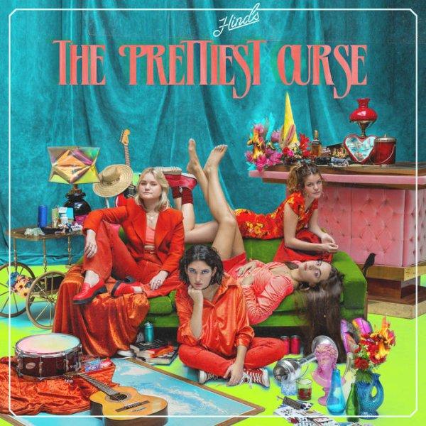 画像1: [CD]Hinds – The Prettiest Curse (1)