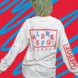 画像4: 受注[T-shirt/Long Sleeve Tee]LFR 6th Anniversary!LIKE A FOOL RECORDS×MERGE RECORDS Collaborate T-shirt (4)