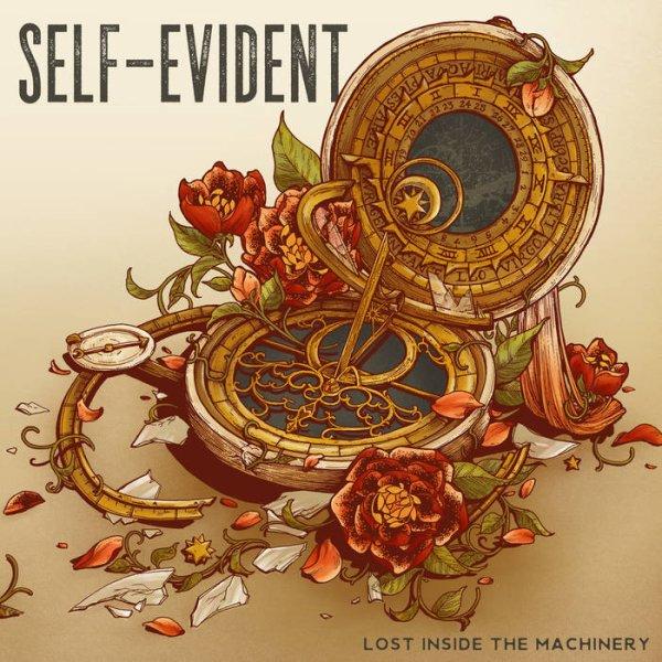 画像1: [CD]Self-Evident - Lost Inside The Machinery (1)